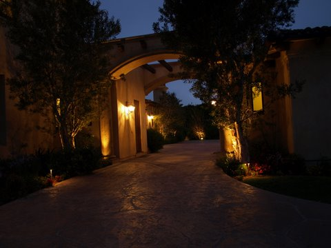 Exterior Lighting Moorpark Modern Outdoor  Lighting