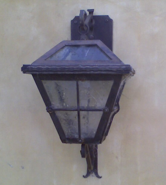 Exterior Lighting Moorpark Sconce