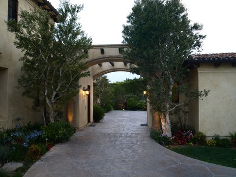 Exterior Lighting Moorpark Landscape Lighting